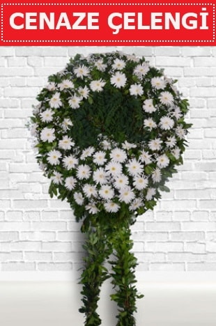 Cenaze Çelengi cenaze çiçeği  Sivas çiçek yolla , çiçek gönder , çiçekçi