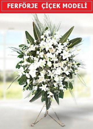 Ferförje çiçek modeli  Sivas çiçekçi telefonları