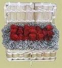 Sivas çiçek siparişi vermek  Sandikta 11 adet güller - sevdiklerinize en ideal seçim
